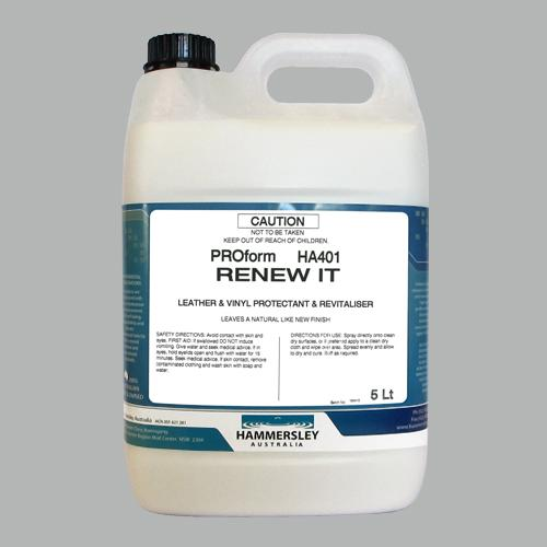 RENEW IT VINYL PROTECTANT 5L (M-302-0005-23)