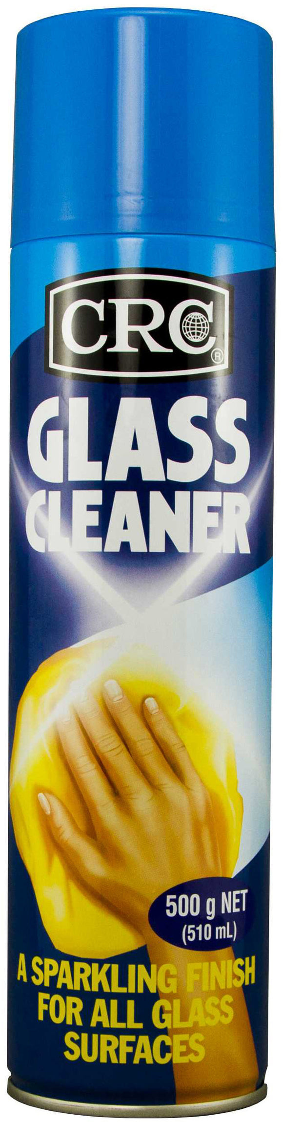 CRC AEROSOL GLASS CLEANER 500G (M-3070)