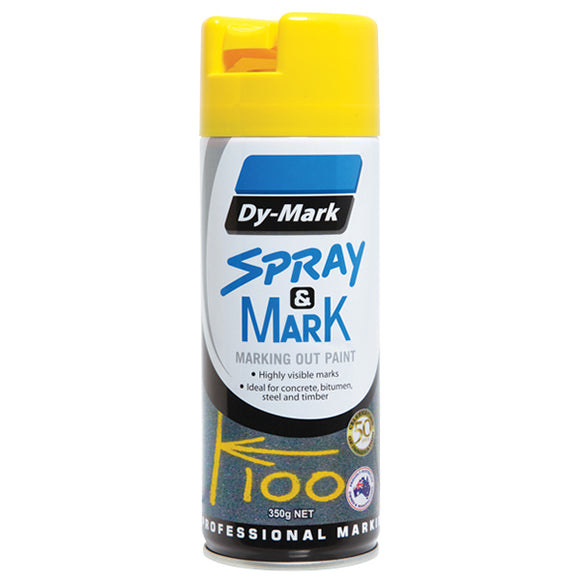 SPRAY & MARK YELLOW 350G (M-40013505)