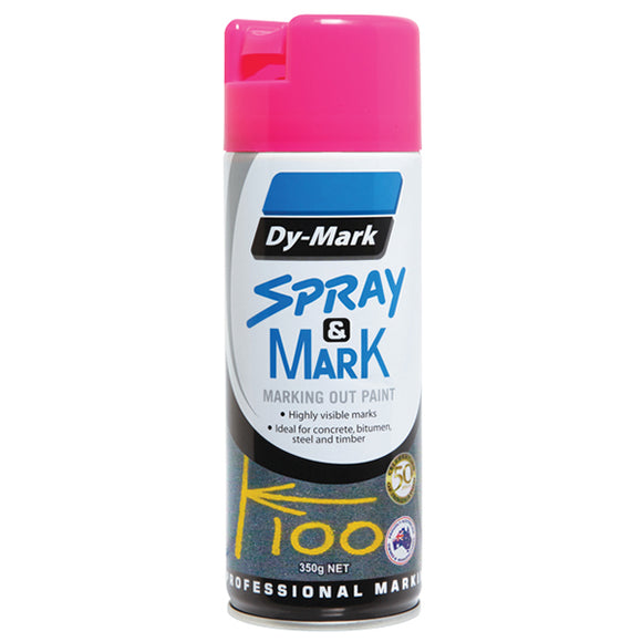SPRAY & MARK PINK 350G (M-40013529)