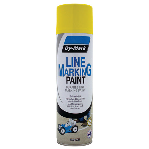 LINE MARKING PAINT YELLOW 500G (M-41015005)