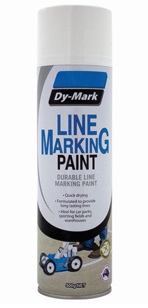 LINE MARKING PAINT WHITE 500G (M-41015011)