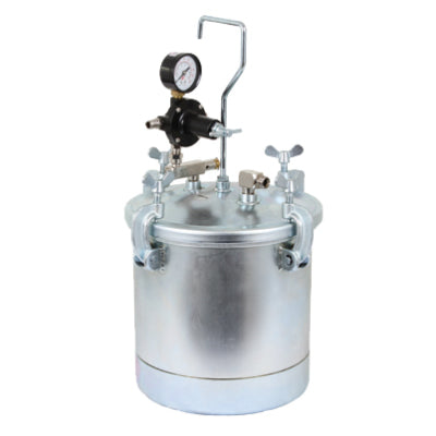 PAINT POT 9L C/W REGULATOR (M-533480)