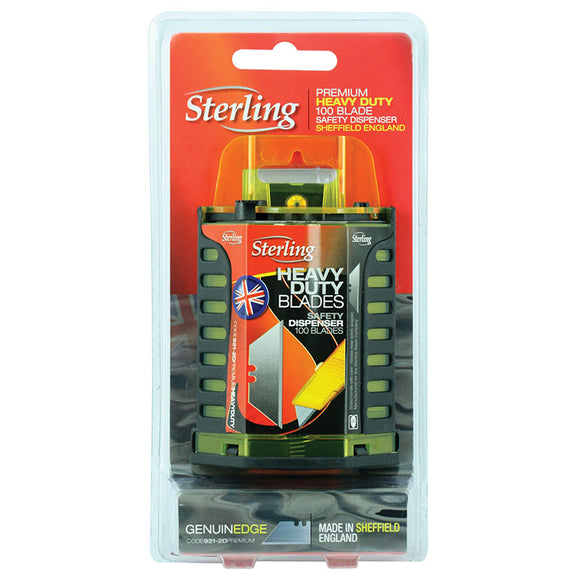 BLADES SUIT TRIMMING KNIFE - PACK 100 (M-921-2D)