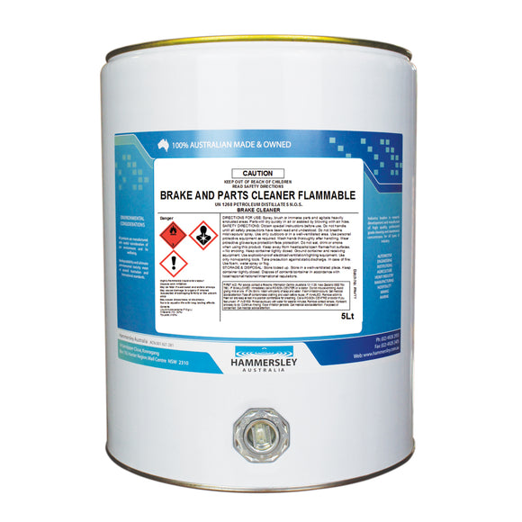 BRAKE AND PARTS CLEANER 20L (M-H1012)
