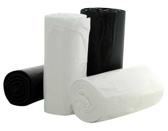 Regal 18-20ltr Black Bin Liner Degradable 50/roll 20 rolls (M-HDB18LB)