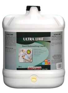 DISHWASHING LIQUD ULTRA LIME 20L (M-HKUL20)