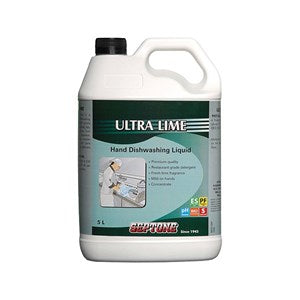 DISHWASHING LIQUD ULTRA LIME 5L (M-HKUL5)