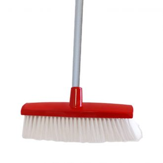 BROOM INDOOR 30CM C/W HANDLE (M-JBIB30H)
