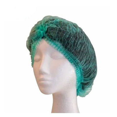 HAIR NET BLUE (BOX 1000) (SAF-08R055BLU)