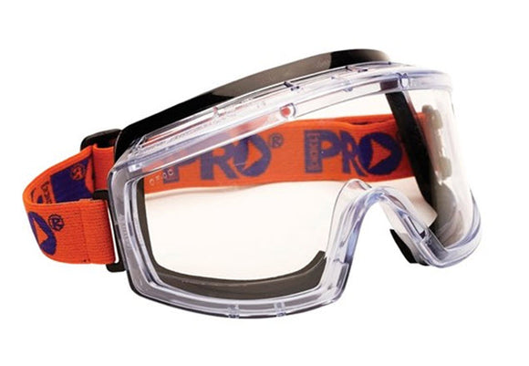 GOGGLE SERIES CLEAR (SAF-3700)