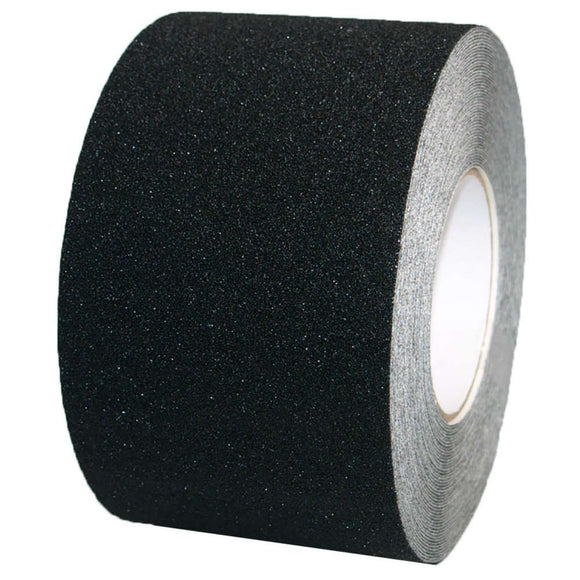 ANTI SLIP TAPE 100MM x 18M BLACK (SAF-78191)