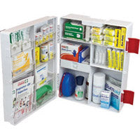FIRST AID KIT WALLMOUNT PLASTIC CASE (SAF-873858)