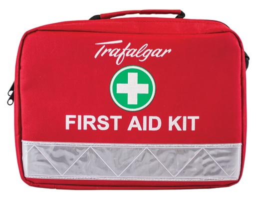 FIRST AID KIT SOFT CASE - WP1 (SAF-876476)
