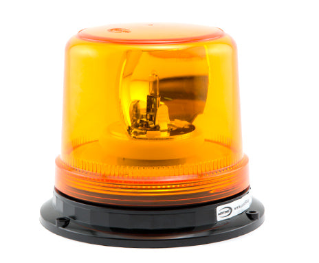 BEACON ROTATING 12V AMBER (SAF-ARHU3124ABM)
