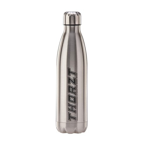 750ML STAINLESS STEEL DRINK BOTTLE - SILVER (SAF-DB750SS-S)