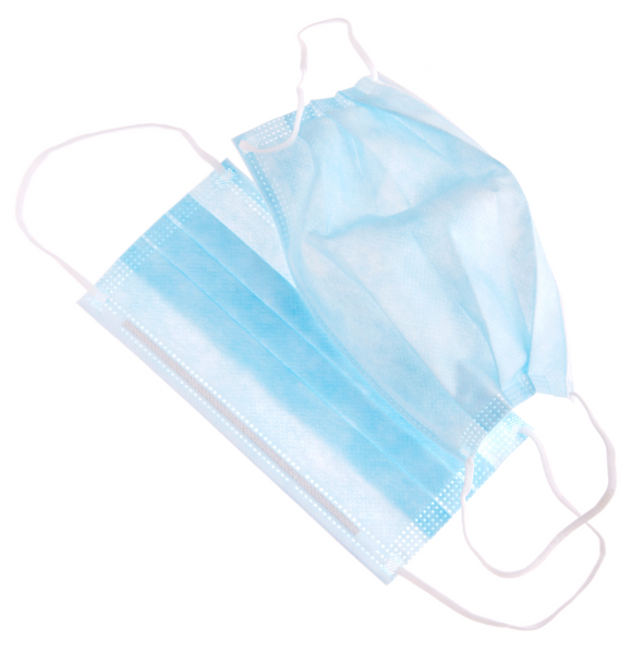 SURGICAL MASK (BOX 50) (SAF-DFMB)