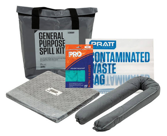 SPILL KIT GENERAL PURPOSE 25L (SAF-ESKGP025)