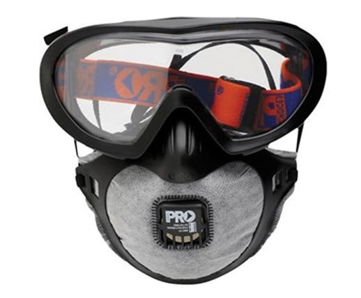 GOGGLE MASK COMBO 3 IN 1 (SAF-FSPG)