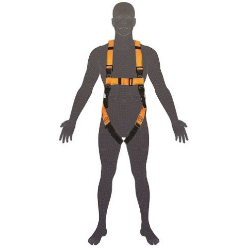 HARNESS FALL ARREST ESSENTIAL (SAF-H101)