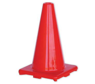 TRAFFIC CONE HI-VIS ORANGE 450mm (SAF-TC450)