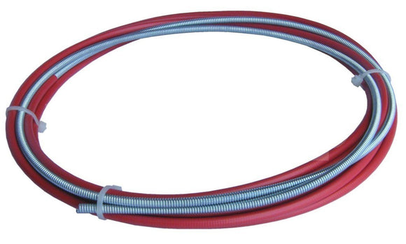 LINER BINZEL 0.9-1.2mm x 3m RED (W-SLR3M)