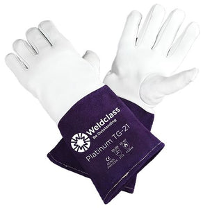 WELDING GLOVE PLATINUM TIG (W-WC-04676)