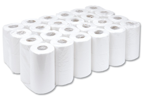 TOILET ROLL 2 PLY 400 SHEET 48 ROLLS (M-K2V400)