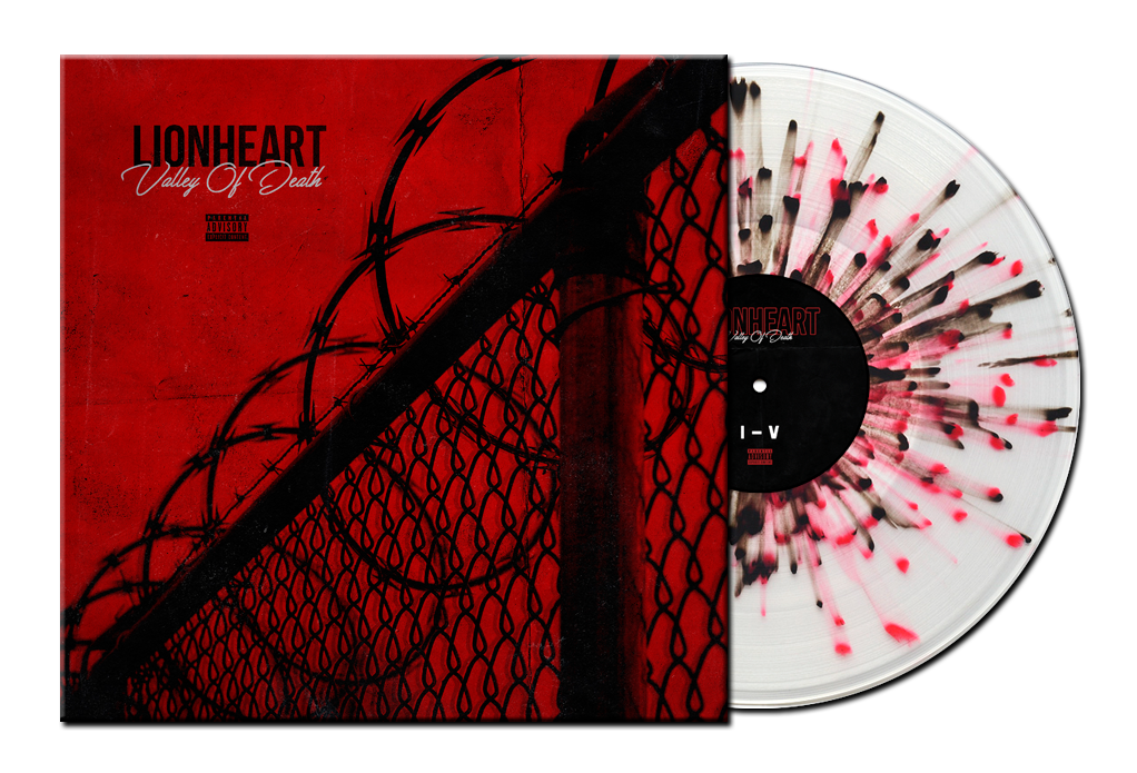 Valley of Death Vinyl LIMITED - 200