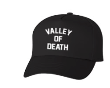 Valley Of Death Mesh Cap