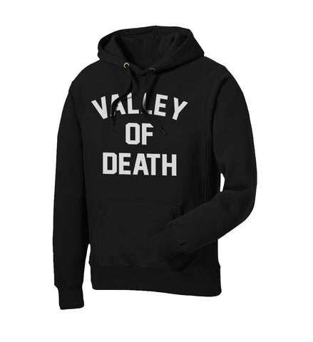 Valley Of Death Hoodie - Black