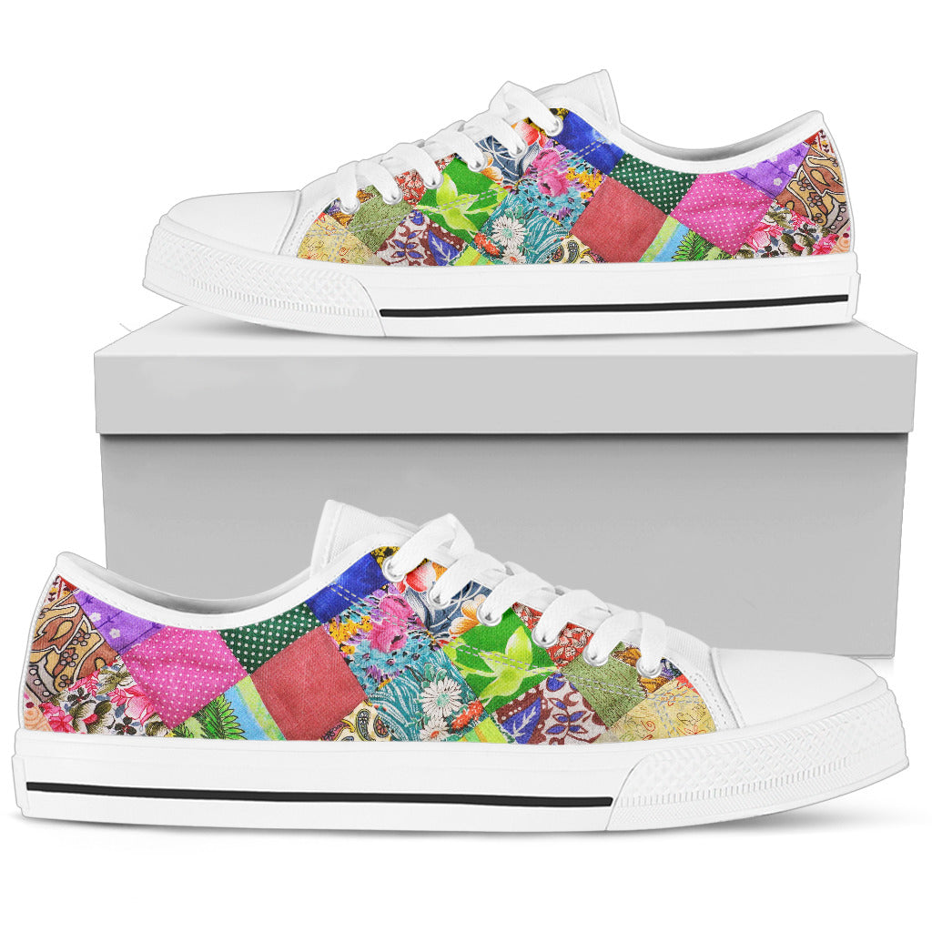 Quilting Women's Sneakers