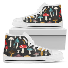 Mushroom Women's High Top Sneakers