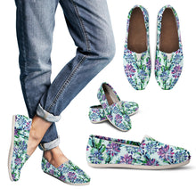Succulent Women's Slip-On Shoes