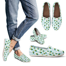 Peacock Women's Slip-On Shoes