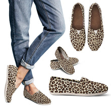Leopard Women's Slip-On Shoes
