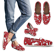 Sewing Lover Women's Slip-On Shoes