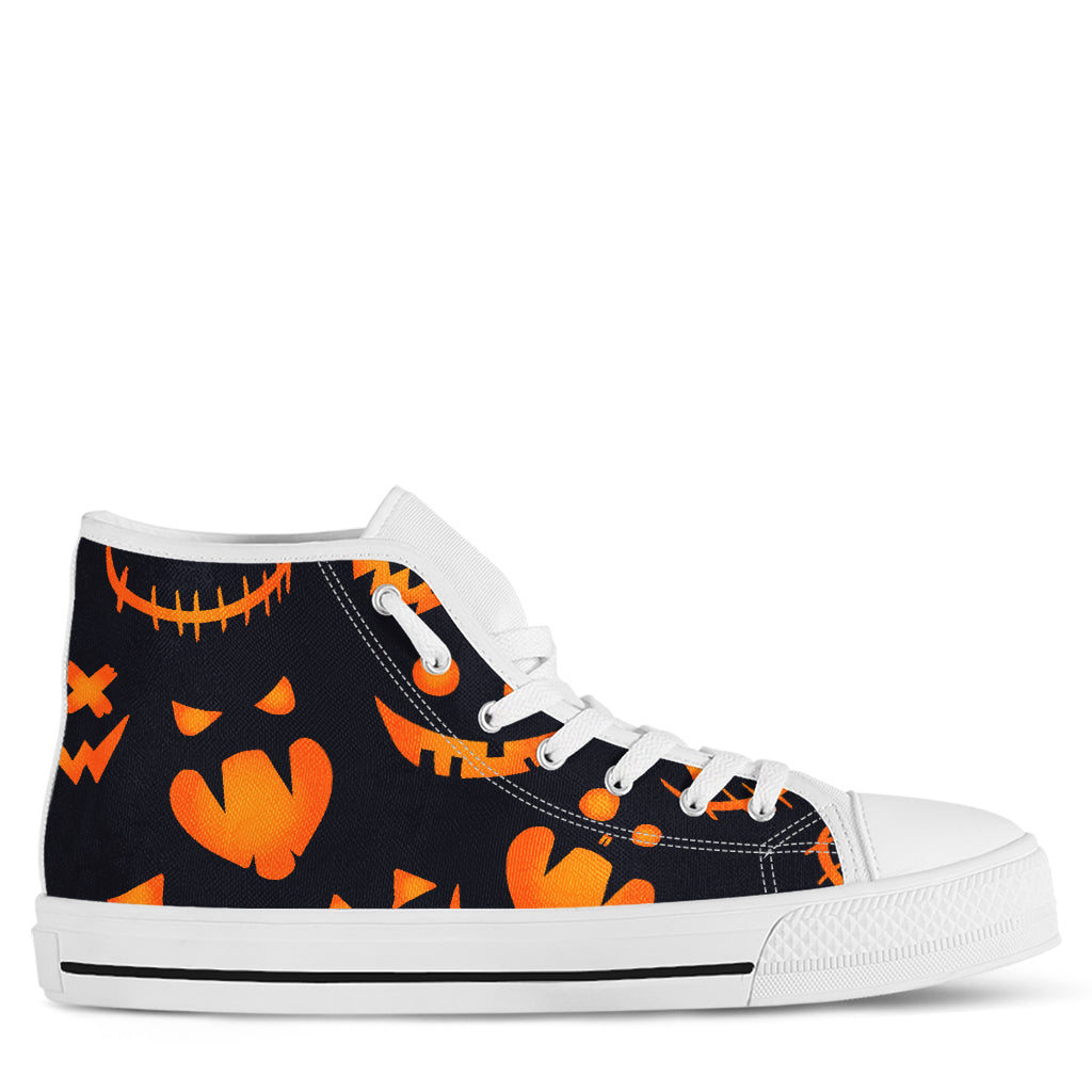 Halloween Women's High Top Sneakers
