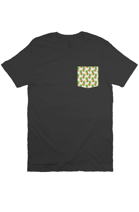 Pineapple Pocket T-Shirt