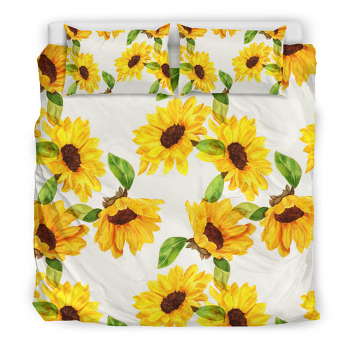 Sunflower Duvet Cover Set