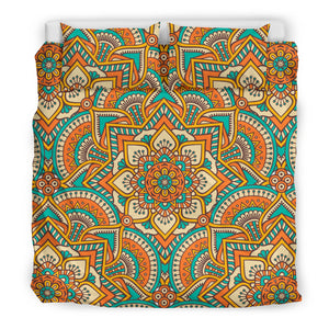 Mandala Duvet Cover Set