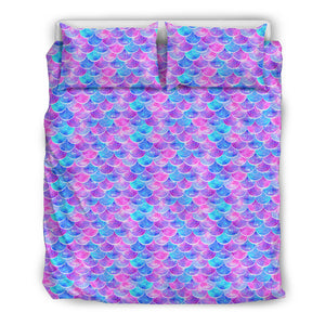 Mermaid Duvet Cover Set