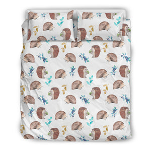 Hedgehog Duvet Cover Set