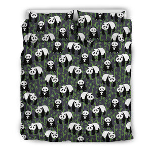 Panda Duvet Cover Set