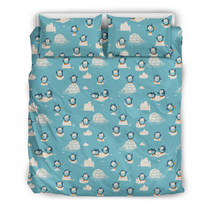 Penguin Duvet Cover Set