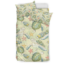 Turtle Duvet Cover Set
