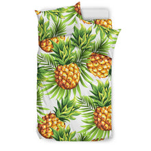 Pineapple Duvet Cover Set