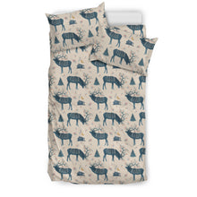 Deer Duvet Cover Set