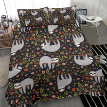 Sloth Duvet Cover