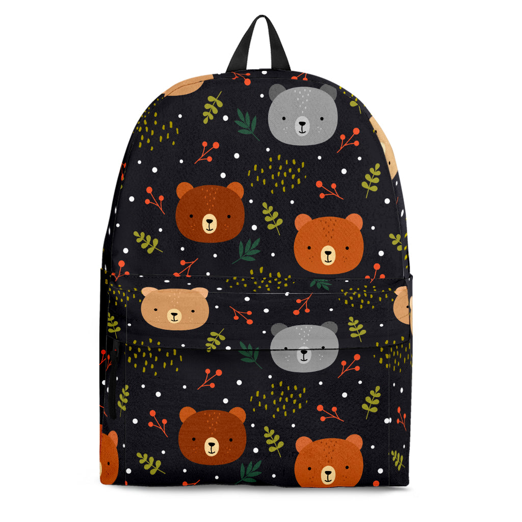 Bear Backpack